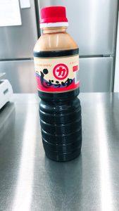 加藤の刺身醤油