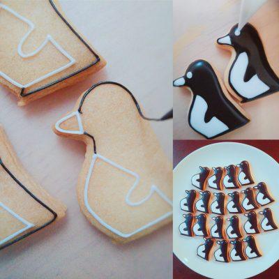 ポポロアイシングクッキー